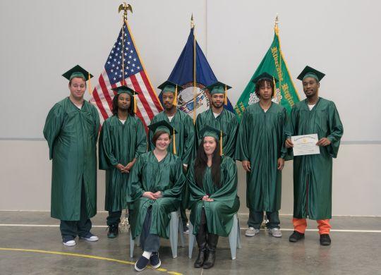 Winter 2016 GED Graduation