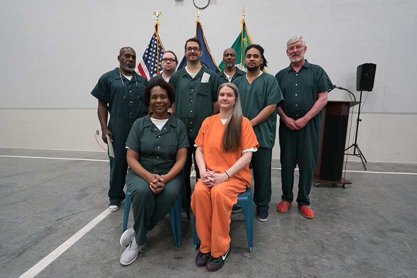 spring 2017 ged graduation ceremony riverside regional jail