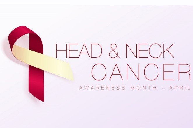 Head and Neck Cancer Awareness Ribbon