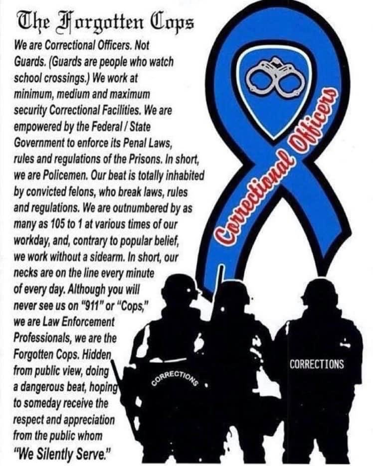The Forgotten Cops